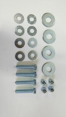 Hardware for GM & Ford E-Series Centre Seats