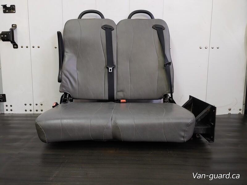2 Passenger Seat - Foldaway