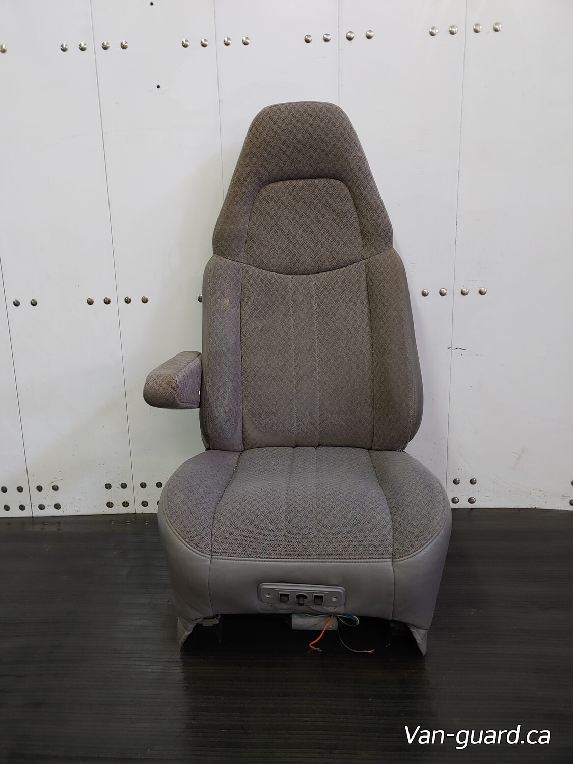 GMC Van Powered Driver Seat
