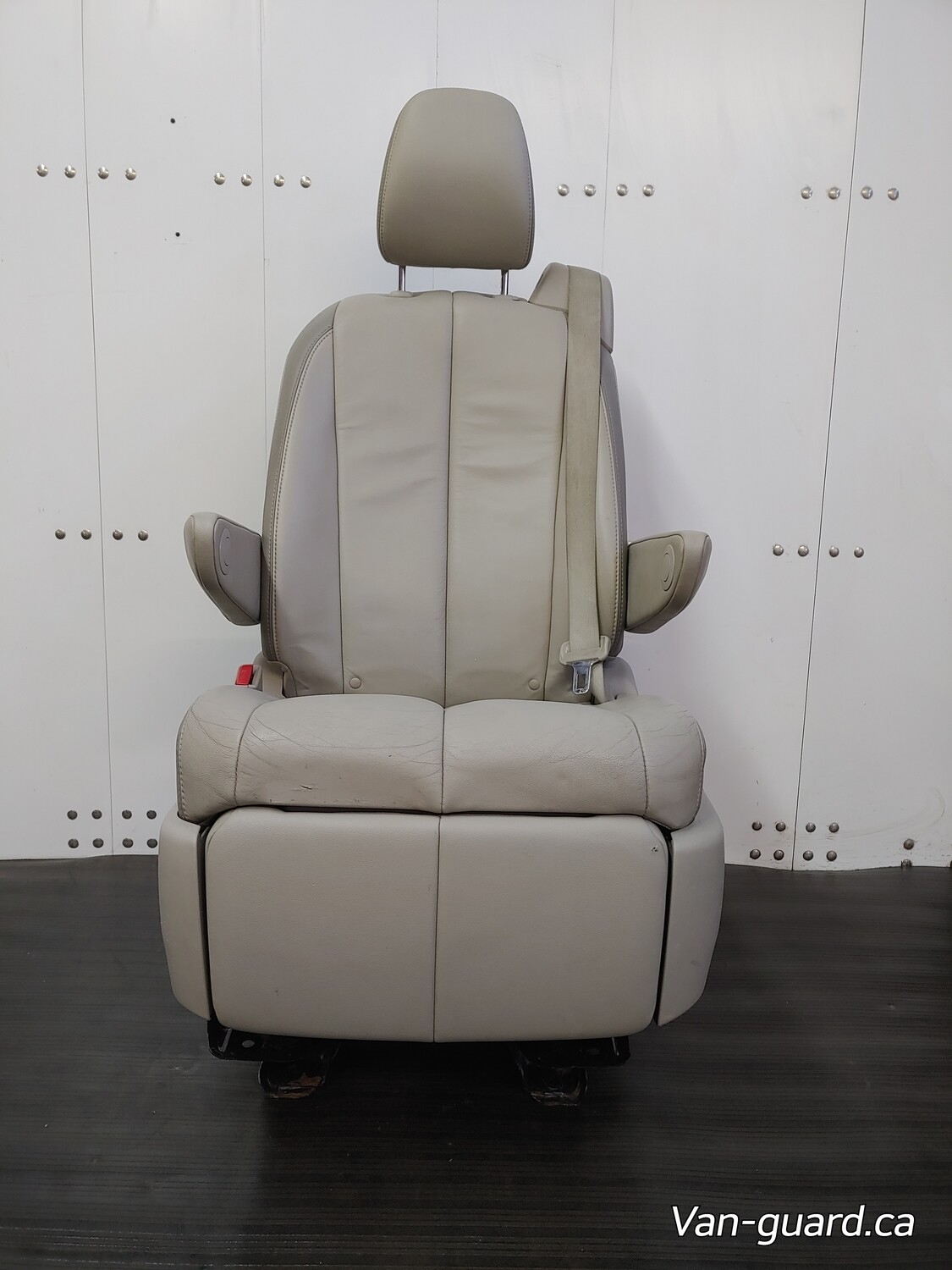 Seat with Leg Rest