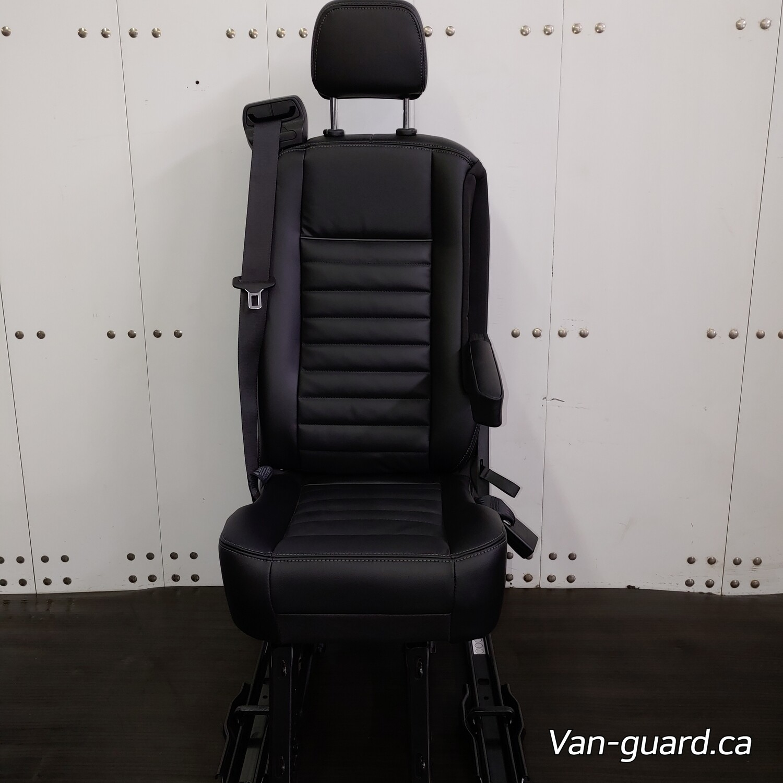 Leather Single Seat