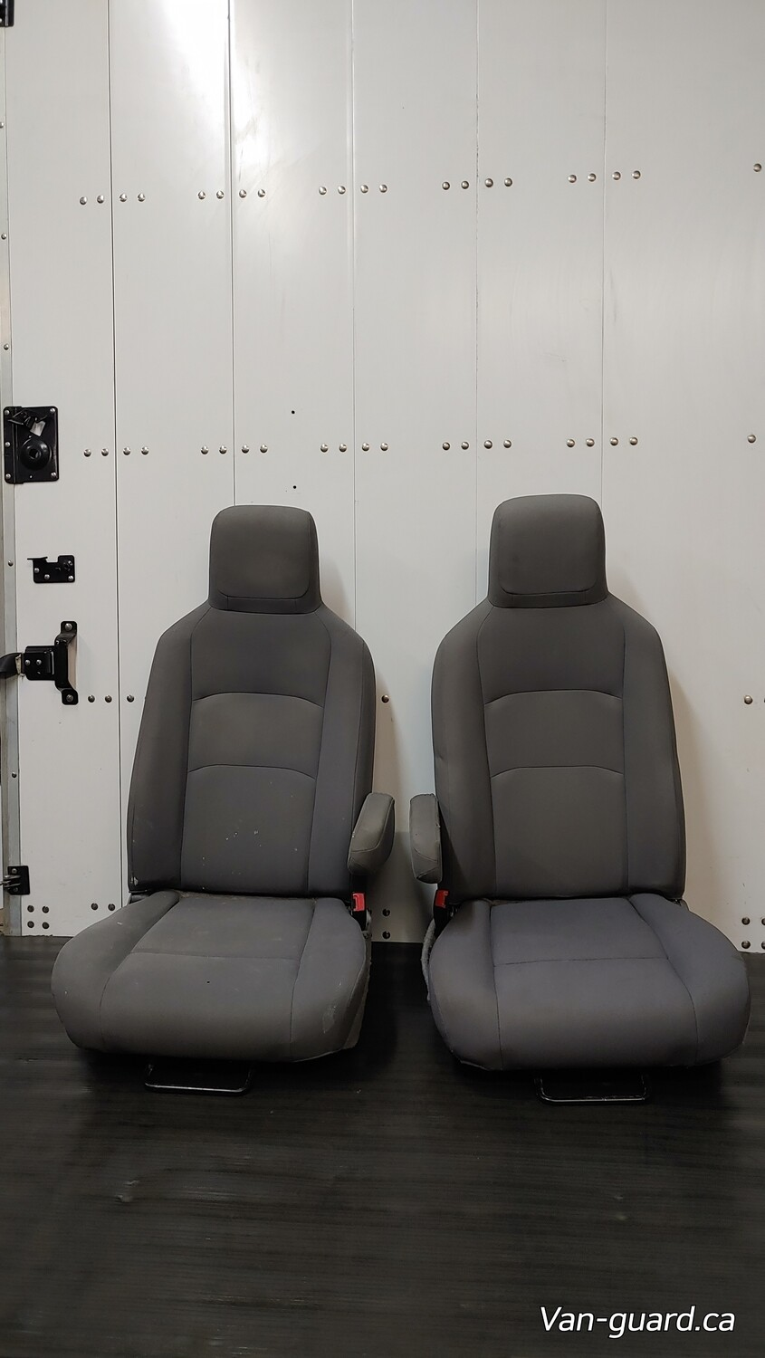 Ford Van Front Seats