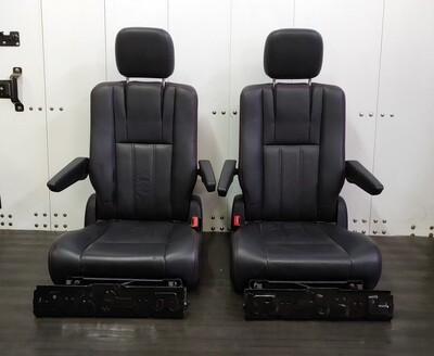 Stow 'n Go Seats - Leather