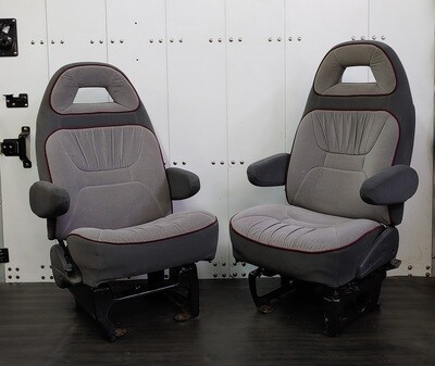 Pair of Seats for RV Conversions
