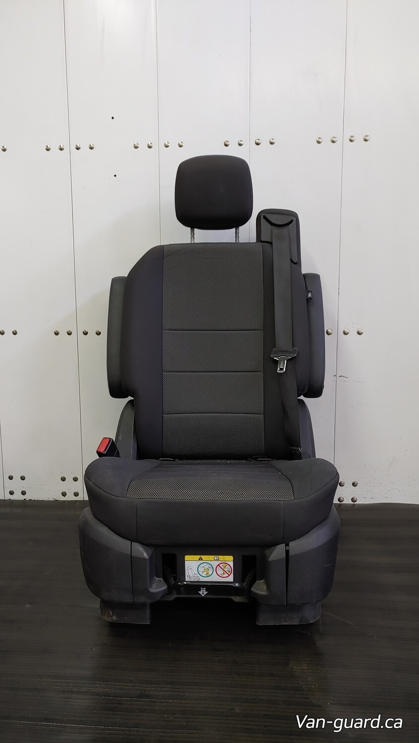 Swivel Seat for RV Conversions W/ Base