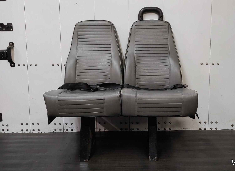 2 Passenger Vinyl Bench Seat