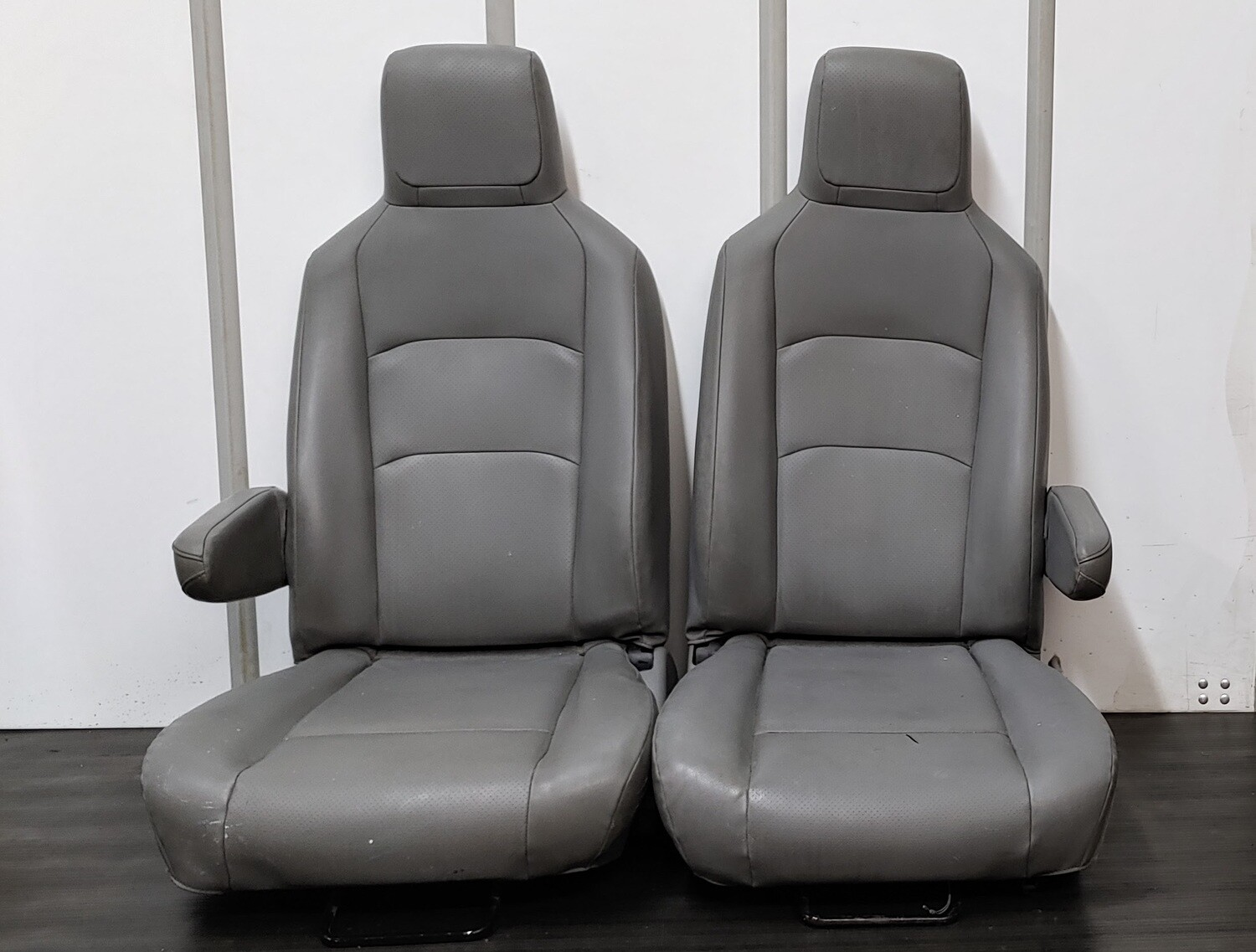 Ford Econoline Front Seats