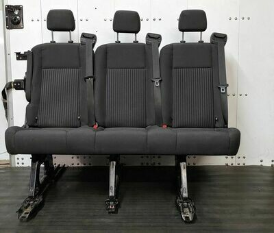 3 Passenger Bench Seat - Removable
