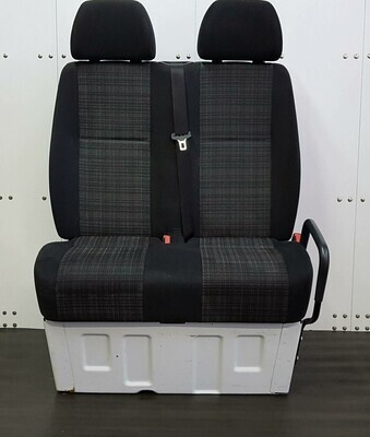 Mercedes Sprinter Front Two Seater