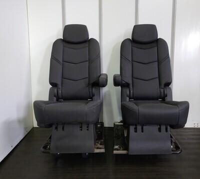 Second and Third Row Escalade Seats