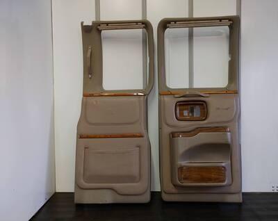 Chevy Van Side Doors Panels
