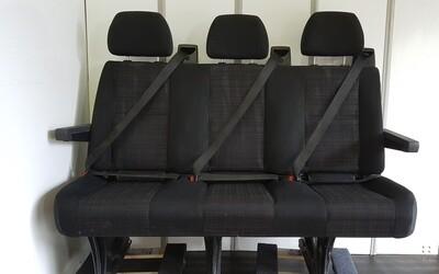 3 Passenger Mercedes Bench