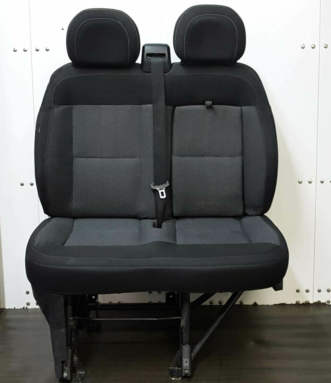 2 Passenger Ram ProMaster Front Bench Seat W/O Airbag