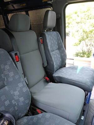 Centre Seat W/ Shoulder Seat Belt