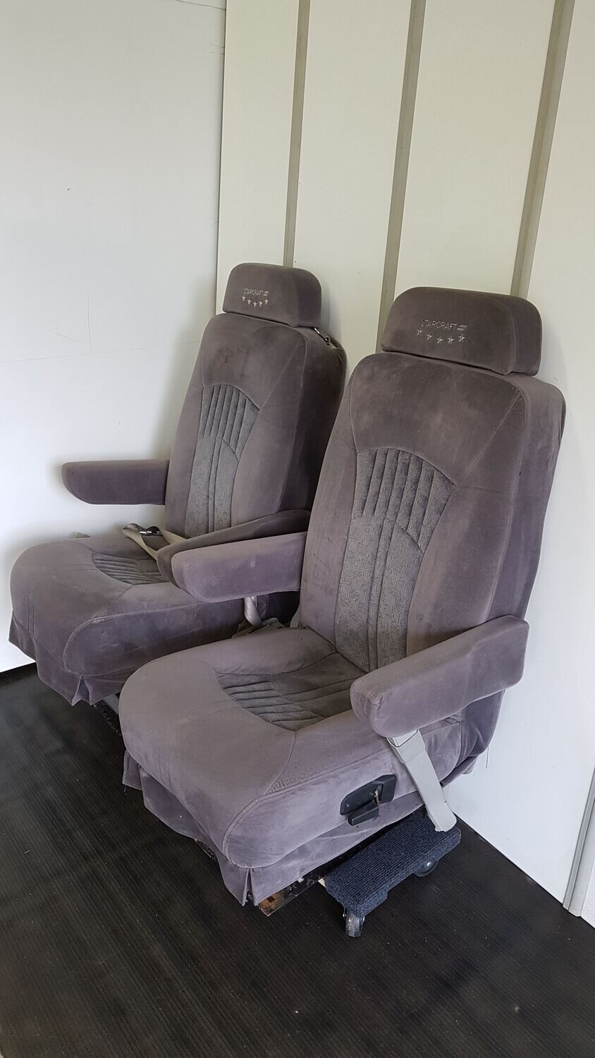 Swivel & Removable Seats for RVs