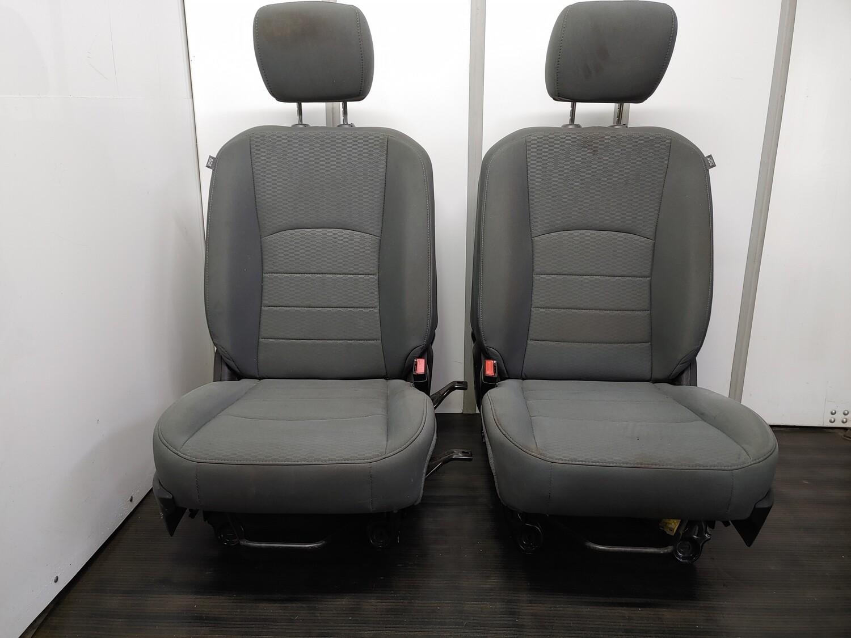 Dodge Ram Front Seats
