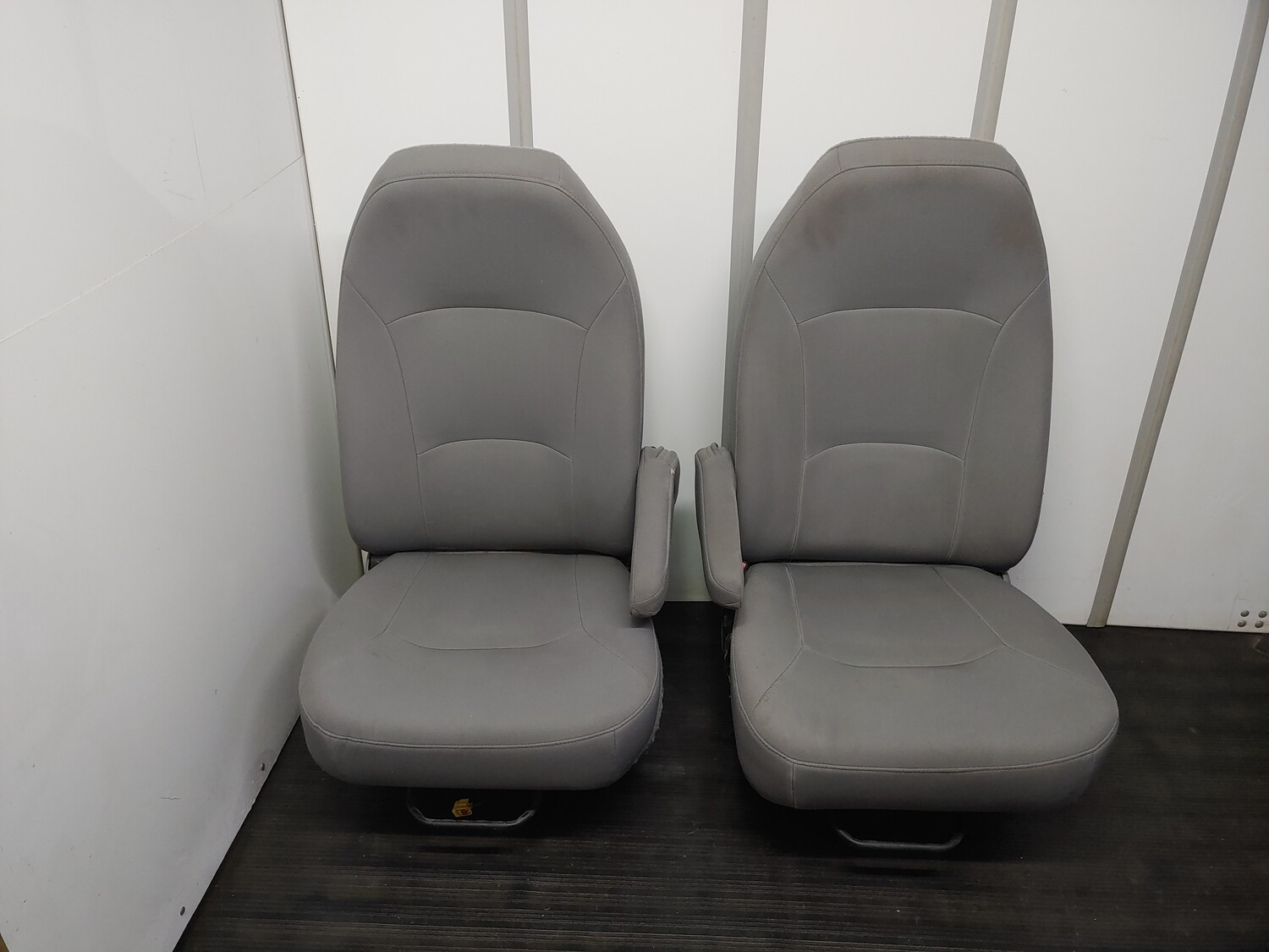 Pair of Front Ford Econoline Seats