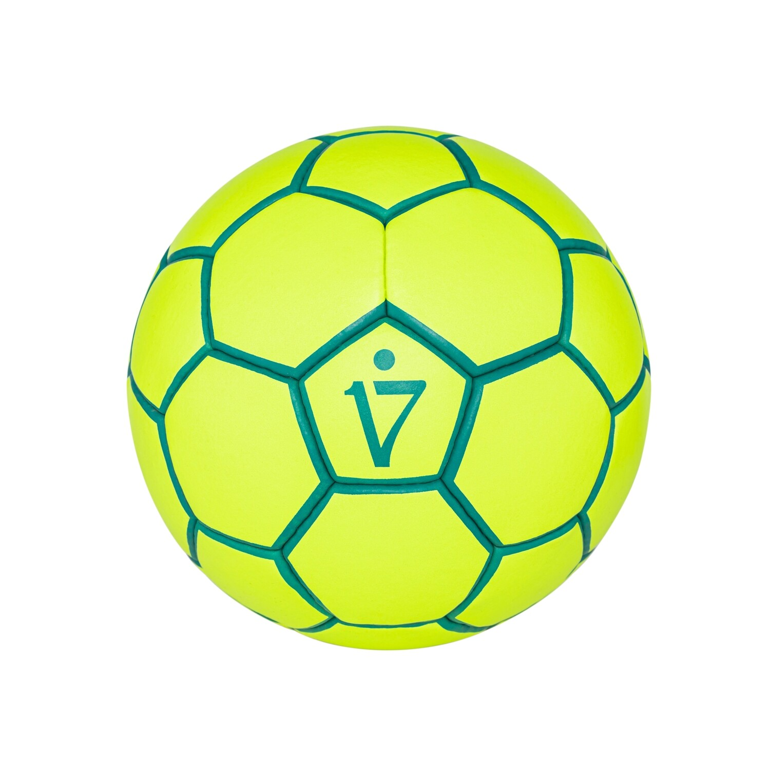 TRAININGSBALL LIME GR. 3