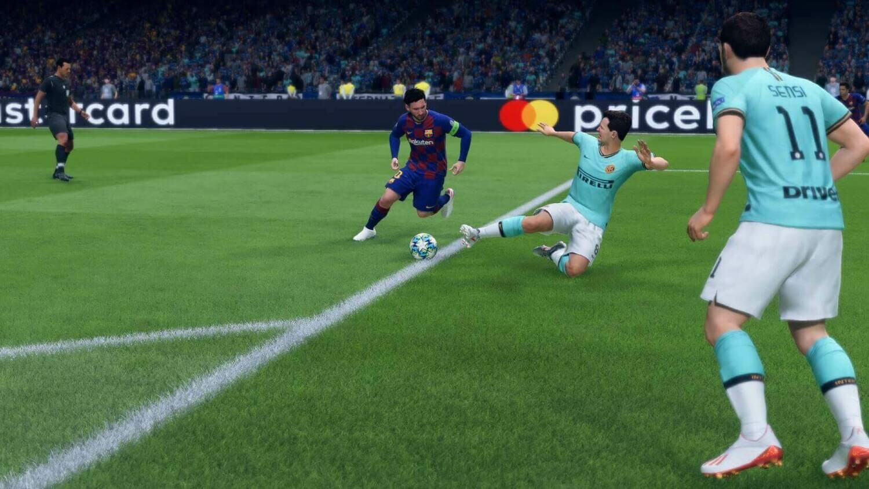 FIFA 20 Division Rivals Rank 3