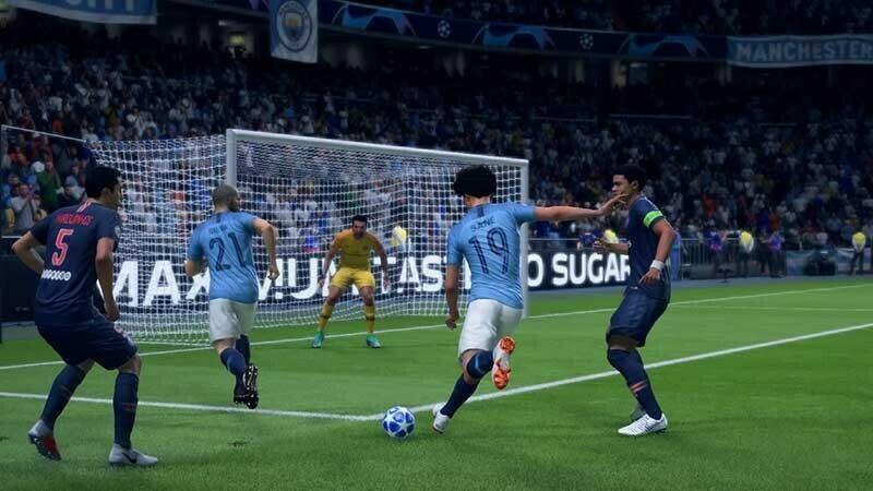FIFA 20 Season Rank 9