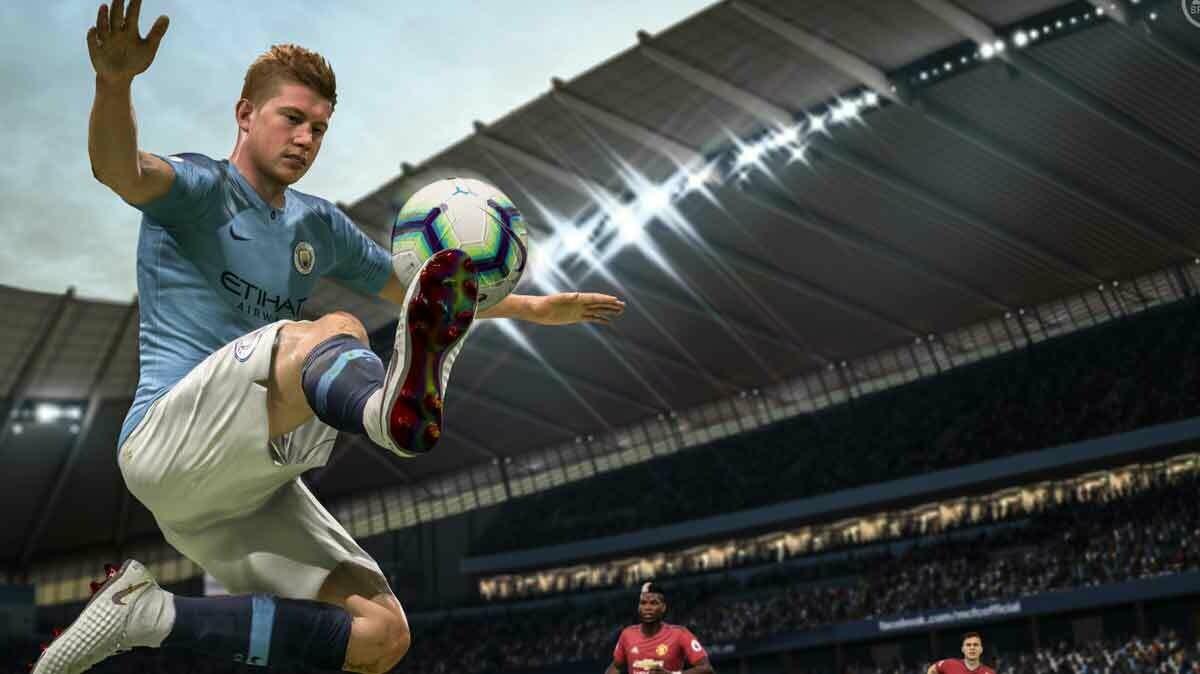 FIFA 20 Season Rank 8