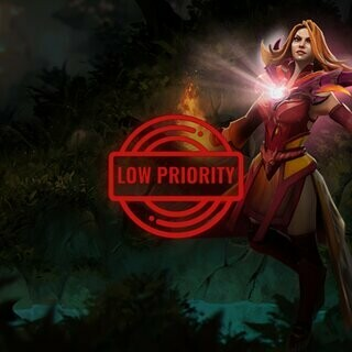 Low Priority Wins