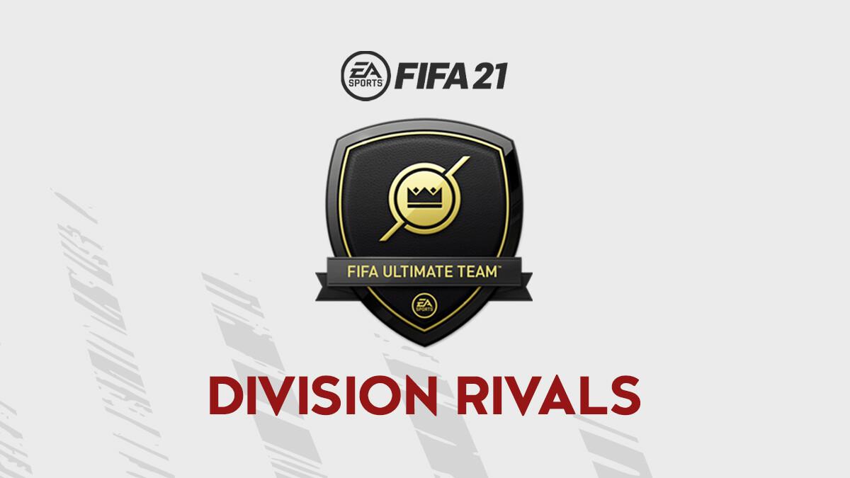 FIFA 21 Division Rivals Boosting
