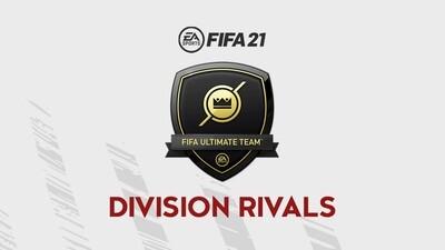 FIFA 21 Division Rivals Skill Rating Boost