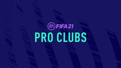 FIFA 21 Pro Clubs Games Boost