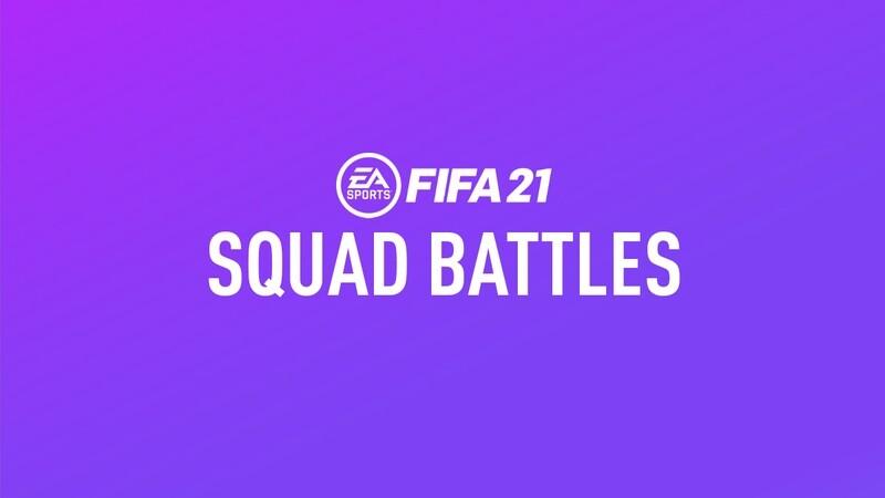FIFA 21 Squad Battles Boost