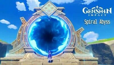 Genshin Impact Spiral Abyss Boosting
