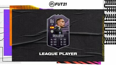FIFA 21 Deulofeu League Player