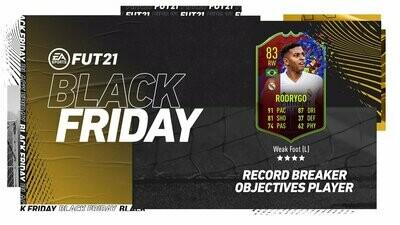 FIFA 21 Record Breaker Rodrygo