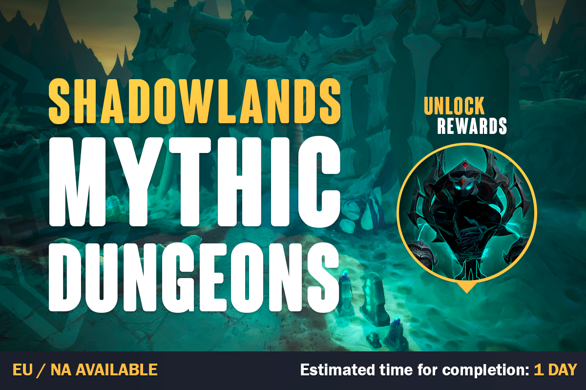 WOW Shadowlands Mythic Dungeons