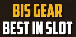 WOW TBC Gear