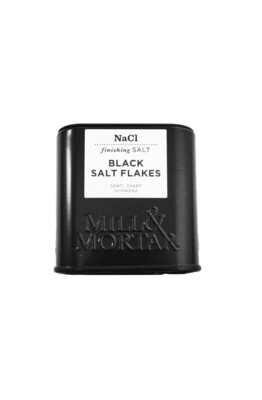Salt, Black Flakes