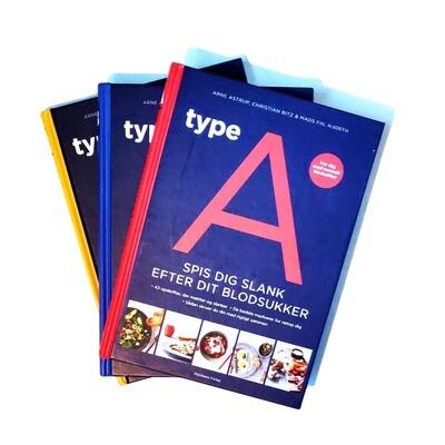 Type A, spis dig slank efter dit blodsukker
