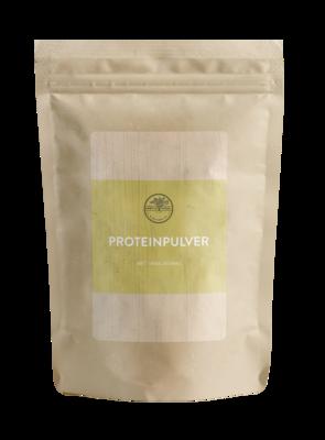 Proteinpulver, vanilje