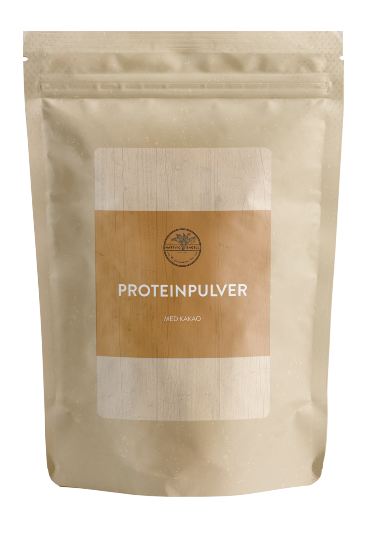Proteinpulver, kakao
