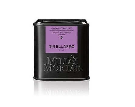Nigellafrø, Mill & Mortar