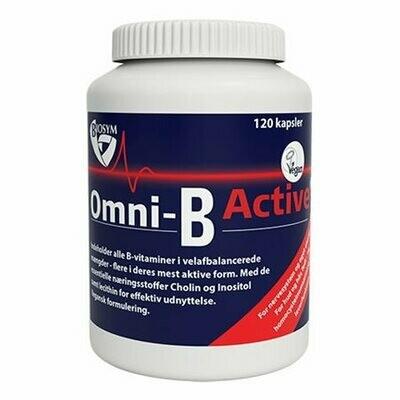 B-vitaminer, Omni-B active