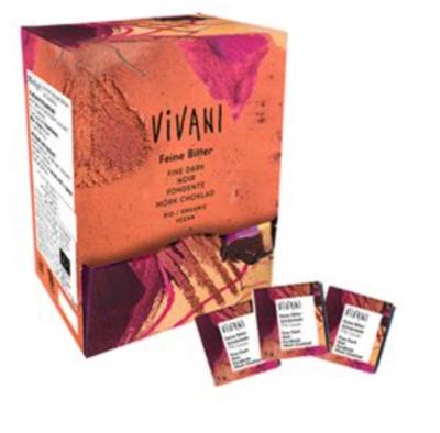 Vivani, Mini Chokolader 200 Stk, Øko