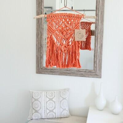Knotty Sashimi Macrame Wall Hanging
