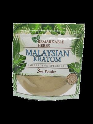 MALAYSIAN KRATOM POWDER 3oz
