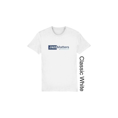 Jazz Matters T-Shirt (Mens & Fitted Ladies)