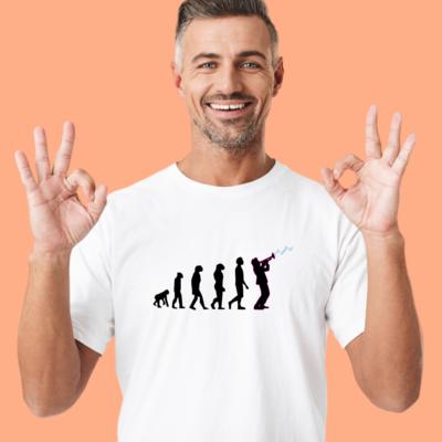Jazz Evolution T-Shirt (unisex/classic fit)