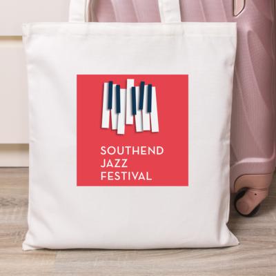 Southend Jazz Festival Tote Bag