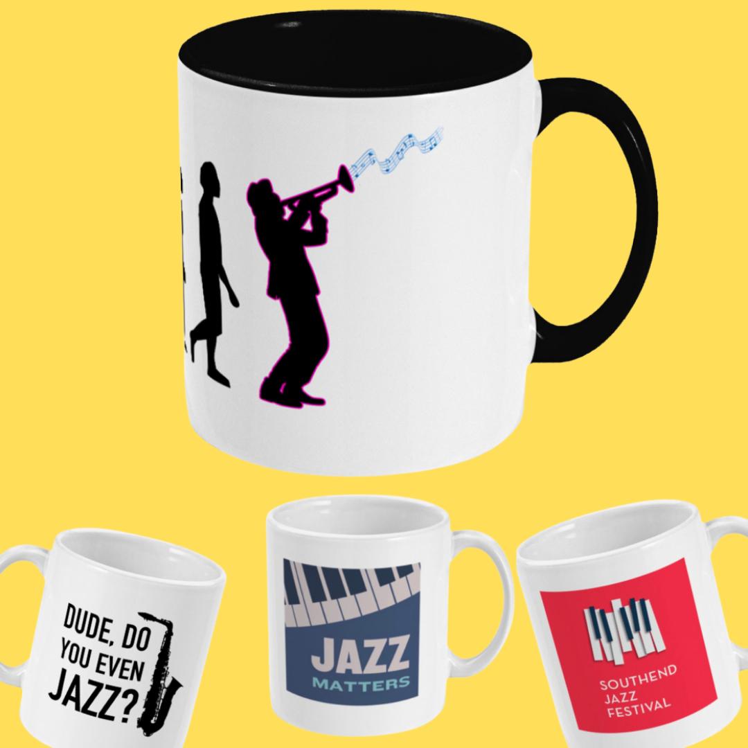 Jazz Coffee Mugs