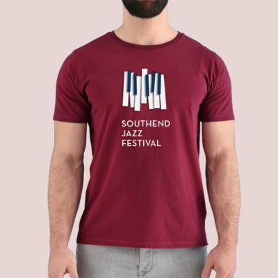 Southend Jazz Festival T-Shirt (unisex/classic fit)