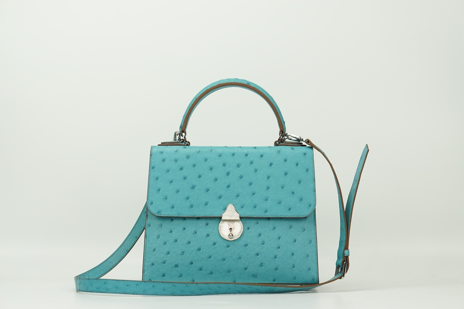Dolores 25 Ostrich Turquoise